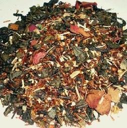 EnergiTea - Green Tea, Rooibos, Ginseng, Lemon, Etc 2oz