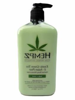Hempz Exotic Green Tea And Asian Pear Herbal Body Moisturize