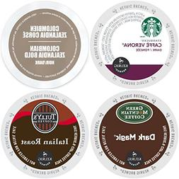 Extra Bold Coffee Variety Pack for Keurig K-Cup Brewers