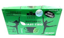 Royal King-extra Strength Effective Dietary Tea  4 Boxes