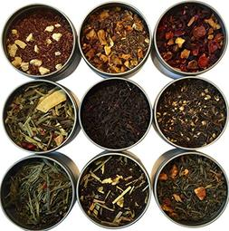 Heavenly Tea Leaves Tea Sampler, 9 Count
