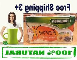 Dogadan FORM Apricot-Plum Mixed Herbal Tea - %100 Natural Ta