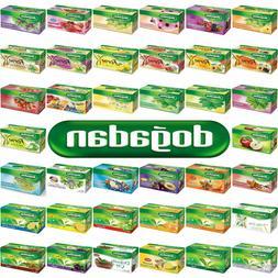 "Dogadan Form Herbal Tea / Fruit Tea / Green Tea ""4 Box  X 20"