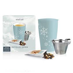 Tea Forté Loose Tea Starter Set, Set with Kati Cup Infuser