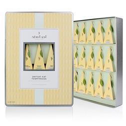 Tea Forté Large Tin Sampler Gift Assortment with 15 Handcra