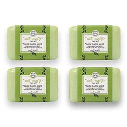 Bisous de Provence French Soap, Green Tea The Vert Triple Mi