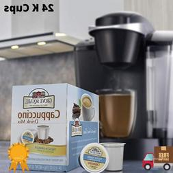Grove Square Cappuccino French Vanilla 50 Single Serve Cups