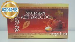 New Fresh 100 Tea Bags Royal King 100% Natural Premium Oolon