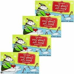 Fresh Trader Joes Candy Cane Green Tea Decaffeinated - 20 Ba