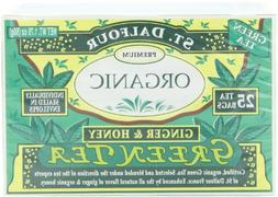 St. Dalfour Ginger & Honey Green Tea 25 Bag