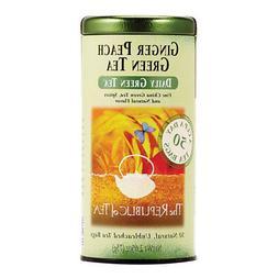 Ginger Peach Green Tea, The Republic of Tea, 50 tea bag