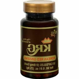 Prince Gold ® Korean Red Ginseng Capsules