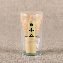 100 Pondate <font><b>White</b></font> Bamboo Chasen Matcha
