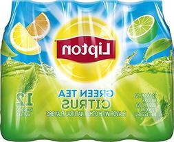 Lipton Green Tea Citrus  202.8 Fluid Ounce 12 Pack Plastic B
