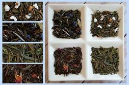 Green Loose Leaf Tea Sampler