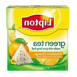 Lipton Green Tea - Mandarin Orange 20bags