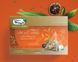 Green Tea and Cumin Tea, Herbal Detox Tea, Weight Loss Tea,