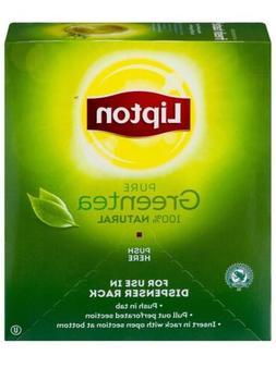 Lipton Green Tea Bags All Natural 100 Count