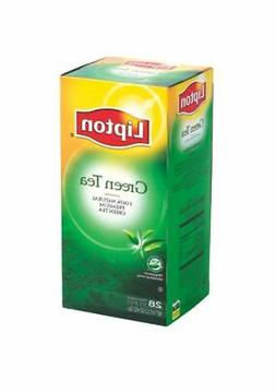 Lipton Green Tea Bags, Box Of 28