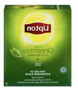 Lipton Green Tea Bags Natural 100 Count