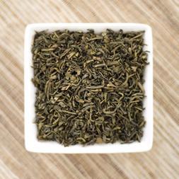 Green Tea Chun Mee Chinese Organic Loose Leaf Choose 1/4 lb,