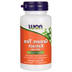 Green Tea Extract 400mg by NOW - 250 capsules