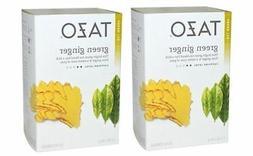 Tazo Green Tea Green Ginger 2 Pack