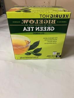 Bigelow Green Tea Keurig K-Cups 18- Count 11/2020 Exp Fresh