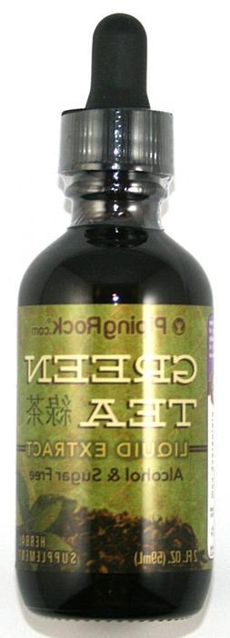 GREEN TEA LIQUID EXTRACT  HERBAL DIETARY SUPPLEMENT 2 fl oz