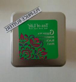 Green Tea Pomegranate, Black Currant, Peach 50 Bags -  Seale