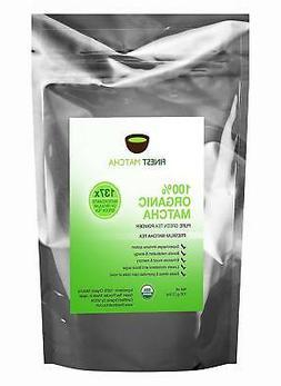 Finest Matcha Green Tea Powder, 100% Organic Premium Japanes