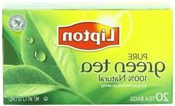 Lipton Green Tea Pure Green Tea Bags