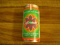 Bhakti Chai Green Tea Tulsi Chai, Two Canisters, Each with 1