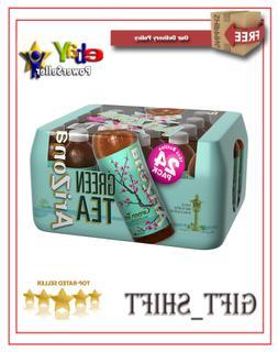 AriZona Green Tea with Ginseng and Honey 16 fl oz. bottle 24