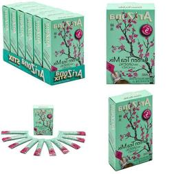 Arizona Green Tea With Ginseng Sugar Free Iced Tea Stix, 10