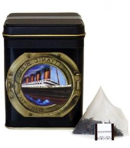 RMS Titanic Tea Blend Harney and Sons  20 tea bag sachets in