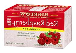 BIGELOW TEA HERB RED RASPBRY, 20 BG