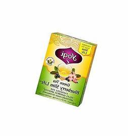 Yogi Herbal Tea Green Slim Life Blueberry -- 16 Tea Bags Eac