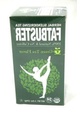 Fatbuster Herbal Slenderizing Tea Green Tea Weight Loss Diet