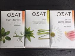 Tazo Herbal Teas - Mint, Zen Green Tea, Chamomile - BUY MORE