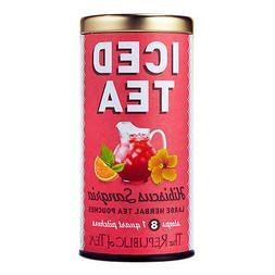 REPUBLIC OF TEA Iced Tea Hibiscus Sangria, 8 CT