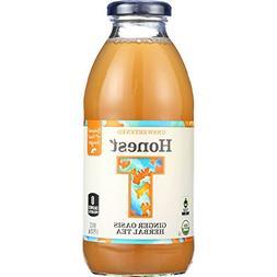 Honest Tea Tea - Organic - Glass Bottle - Ginger Oasis Herba