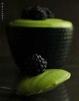 Teanobi Ice Cream Dessert Matcha 50 g. Japanese Green Tea Po
