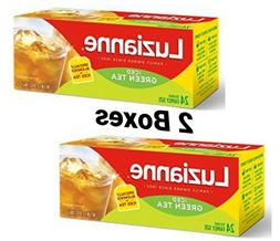 iced green tea family size bags 24