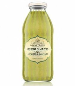Harney & Sons Iced Tea, Organic Green, 16 Ounce