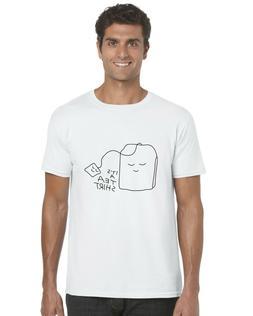 It's A Tea Shirt Funny Adults T-Shirt Tee Top Sizes S-XXL