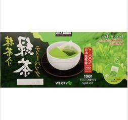 Kirkland Signature's Japanese Ito En Green 100 Tea  Bags wit