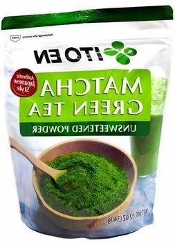 Ito En Matcha Green Tea Powder Bag 12 oz. FREE EXPED SHIPPIN