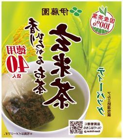 Itoen Genmai-cha Tea Bag, 40bags