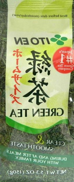 JAPANESE GREEN TEA  5.3 oz  ITO EN